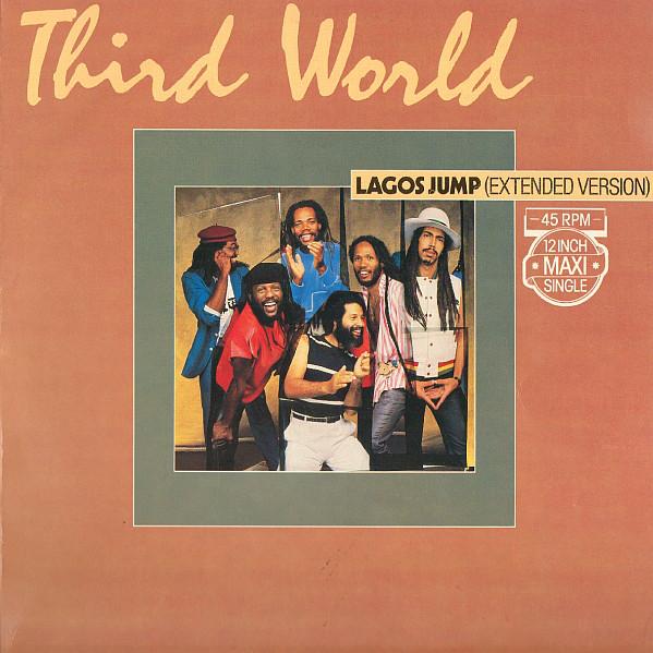 Cover Third World - Lagos Jump (Extended Version) (12, Maxi) Schallplatten Ankauf