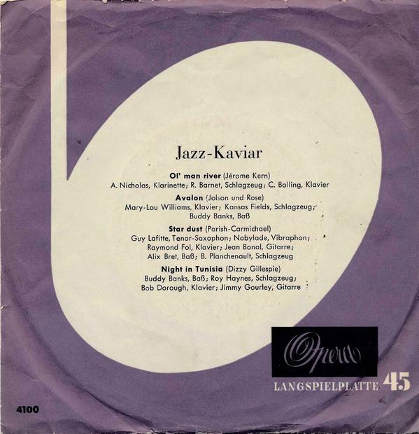 Bild Various - Jazz-Kaviar (7, EP, Comp) Schallplatten Ankauf