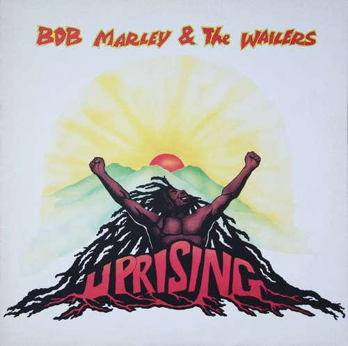 Cover Bob Marley & The Wailers - Uprising (LP, Album) Schallplatten Ankauf