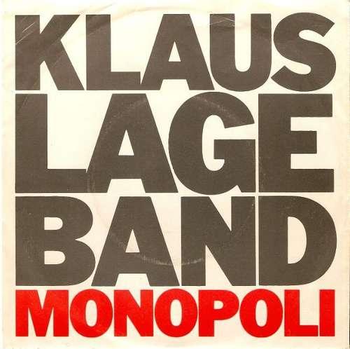 Bild Klaus Lage Band - Monopoli (7, Single) Schallplatten Ankauf