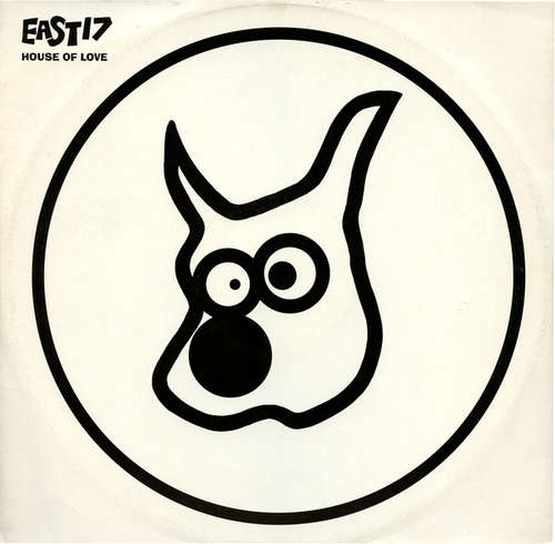 Cover East 17 - House Of Love (12) Schallplatten Ankauf