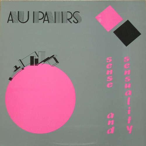 Cover zu Au Pairs - Sense And Sensuality (LP, Album) Schallplatten Ankauf