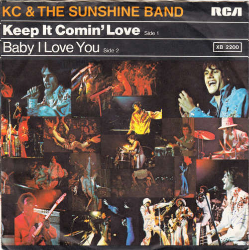 Bild KC & The Sunshine Band - Keep It Comin' Love (7, Single) Schallplatten Ankauf
