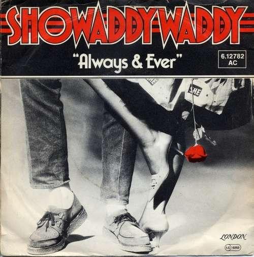 Cover zu Showaddywaddy - Always & Ever (7, Single) Schallplatten Ankauf