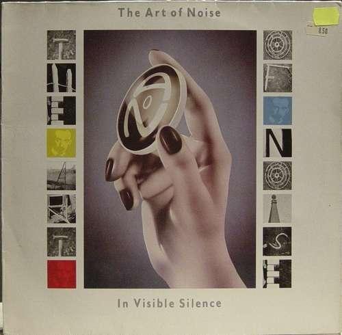 Cover zu The Art Of Noise - In Visible Silence (LP, Album) Schallplatten Ankauf