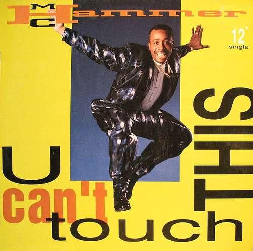 Cover M.C. Hammer* - U Can't Touch This (12) Schallplatten Ankauf