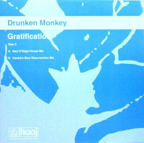 Cover zu Drunken Monkey - Gratification (Disc 2) (12) Schallplatten Ankauf