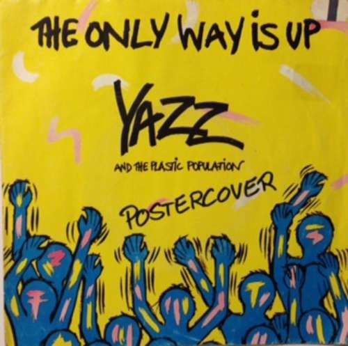 Bild Yazz And The Plastic Population - The Only Way Is Up (7, Single, Red) Schallplatten Ankauf