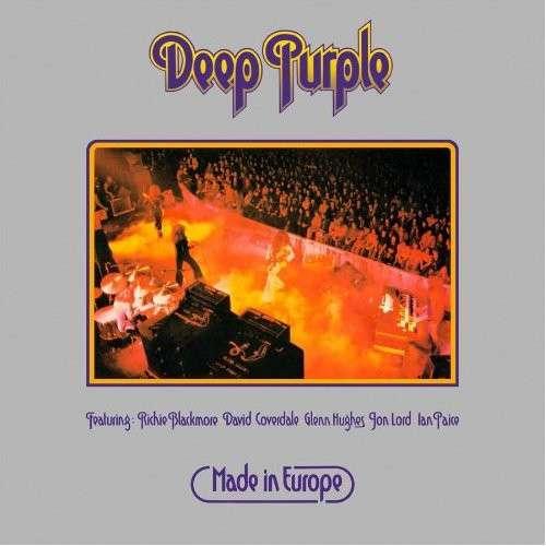Bild Deep Purple - Made In Europe (LP, Album, Gat) Schallplatten Ankauf