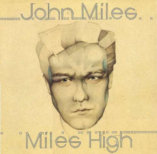 Bild John Miles - Miles High (LP, Album) Schallplatten Ankauf