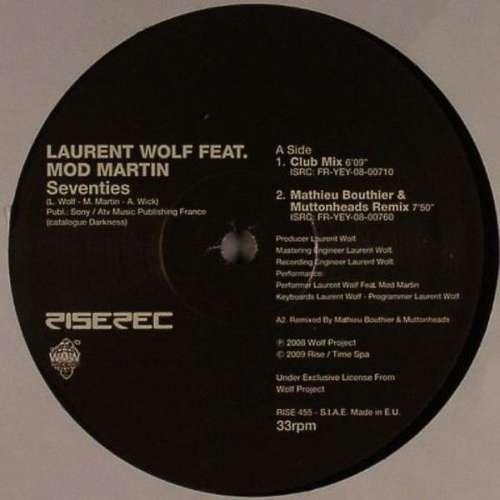 Bild Laurent Wolf Featuring Mod Martin - Seventies (12) Schallplatten Ankauf