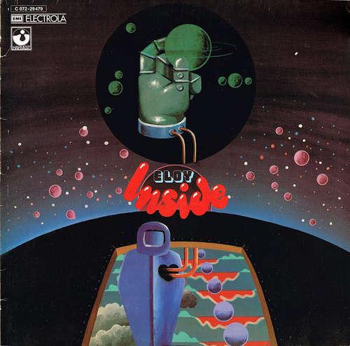 Cover Eloy - Inside (LP, Album, RP, Gat) Schallplatten Ankauf