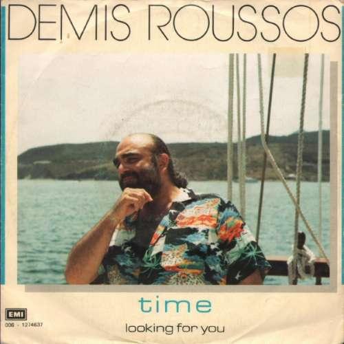 Cover zu Demis Roussos - Time (7, Single) Schallplatten Ankauf