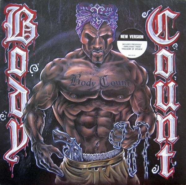 Cover Body Count (2) - Body Count (LP, Album, RE) Schallplatten Ankauf