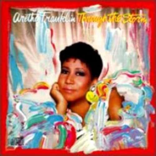 Cover Aretha Franklin - Through The Storm (LP, Album) Schallplatten Ankauf
