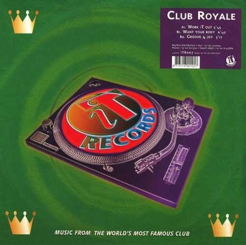 Bild Club Royale - Work iT Out (12, Single) Schallplatten Ankauf