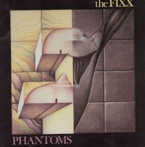 Bild The Fixx - Phantoms (LP, Album) Schallplatten Ankauf