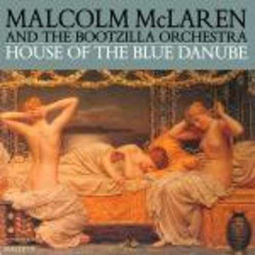 Bild Malcolm McLaren And The Bootzilla Orchestra - House Of The Blue Danube (12) Schallplatten Ankauf