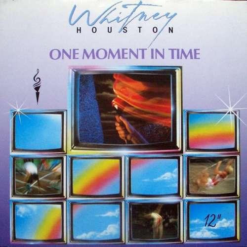Bild Whitney Houston - One Moment In Time (12, Maxi) Schallplatten Ankauf