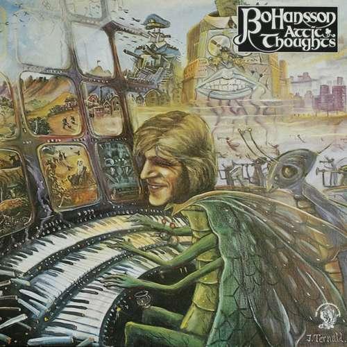 Bild Bo Hansson - Attic Thoughts (LP, Album, Gat) Schallplatten Ankauf