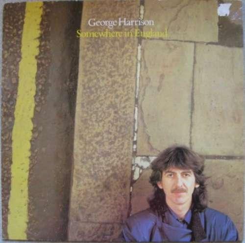 Bild George Harrison - Somewhere In England (LP, Album) Schallplatten Ankauf