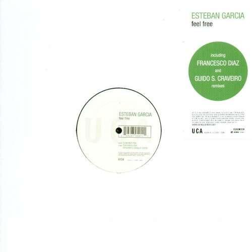 Bild Esteban Garcia - Feel Free (12) Schallplatten Ankauf