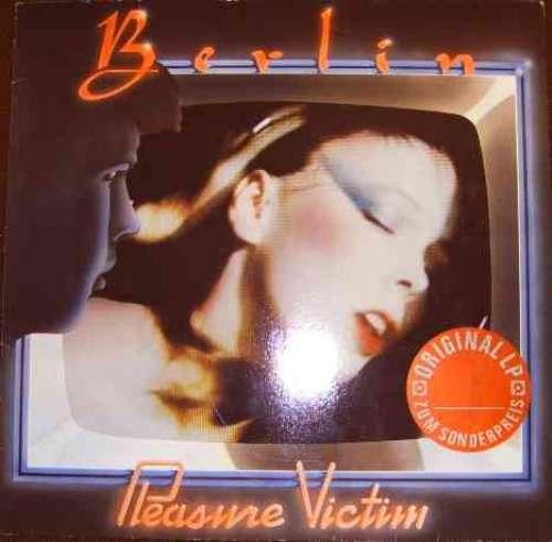 Cover zu Berlin - Pleasure Victim (LP, Album) Schallplatten Ankauf
