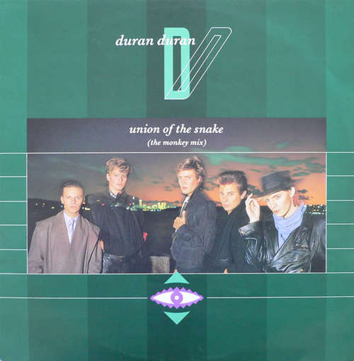 Cover Duran Duran - Union Of The Snake (12, Single) Schallplatten Ankauf