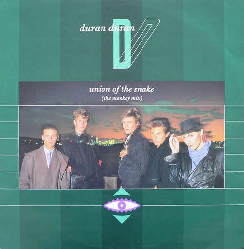 Cover Duran Duran - Union Of The Snake (12, Single) Schallplatten Ankauf
