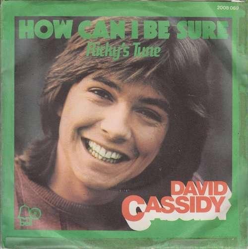 Bild David Cassidy - How Can I Be Sure (7, Single) Schallplatten Ankauf