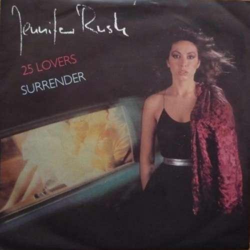 Bild Jennifer Rush - 25 Lovers / Surrender (7, Single) Schallplatten Ankauf