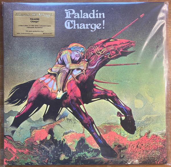 Bild Paladin - Charge (LP, Album, Ltd, Num, sil) Schallplatten Ankauf