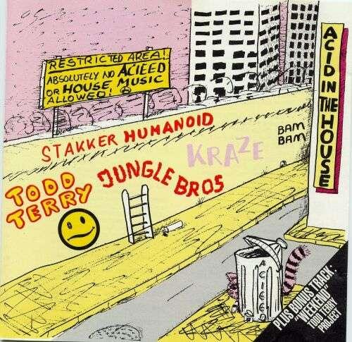 Bild Various - Acid In The House (LP, Comp) Schallplatten Ankauf