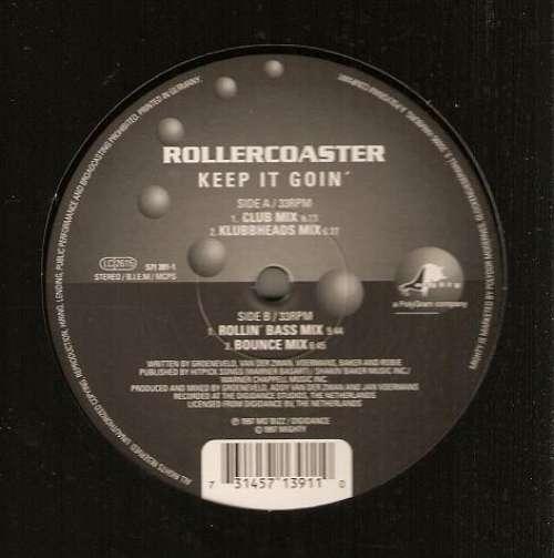 Bild Rollercoaster - Keep It Goin' (12) Schallplatten Ankauf