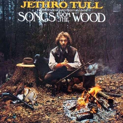 Bild Jethro Tull - Songs From The Wood (LP, Album) Schallplatten Ankauf