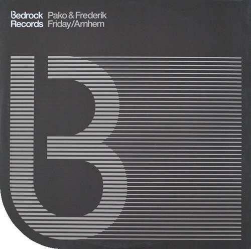 Bild Pako & Frederik - Friday / Arnhem (12) Schallplatten Ankauf