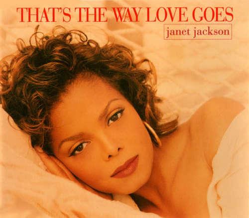 Cover Janet Jackson - That's The Way Love Goes (CD, Maxi) Schallplatten Ankauf