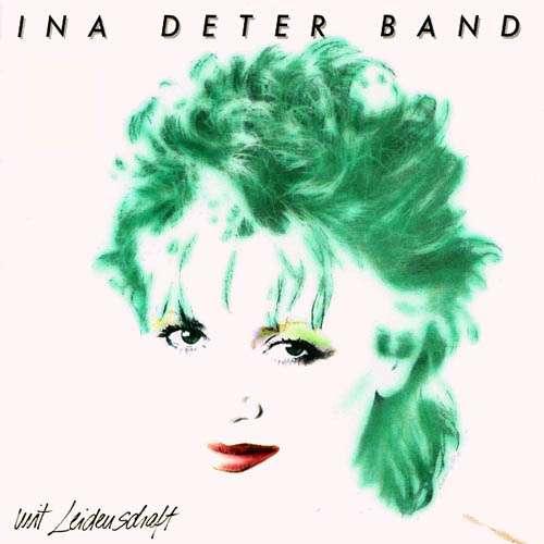 Bild Ina Deter Band - Mit Leidenschaft (LP, Album, Yel) Schallplatten Ankauf
