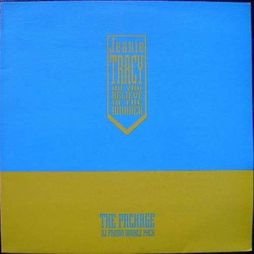 Bild Jeanie Tracy - Do You Believe In The Wonder (2x12, Promo) Schallplatten Ankauf