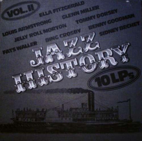 Bild Various - Jazz History 10 LPs Vol. II (10xLP, Comp + Box) Schallplatten Ankauf