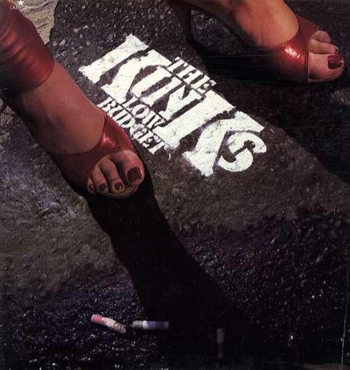 Cover zu The Kinks - Low Budget (LP, Album) Schallplatten Ankauf
