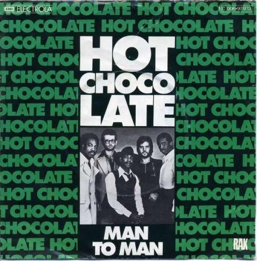 Bild Hot Chocolate - Man To Man (7, Single) Schallplatten Ankauf