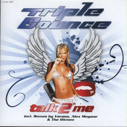 Cover Triple Bounce - Talk 2 Me (12) Schallplatten Ankauf