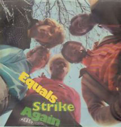 Cover Equals* - Strike Again (LP, Album) Schallplatten Ankauf