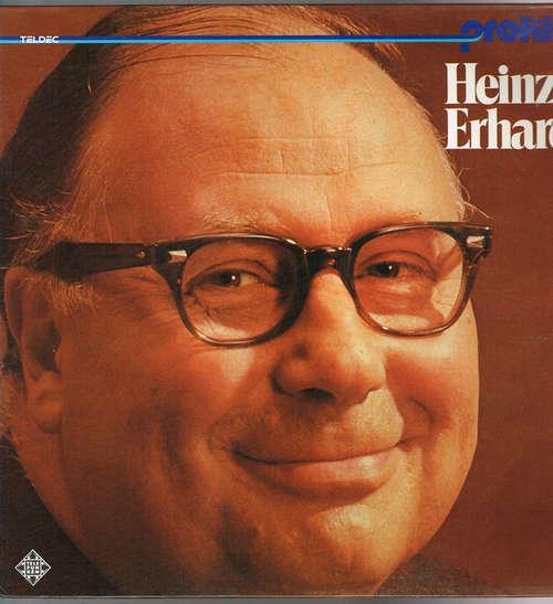 Cover zu Heinz Erhardt - Heinz Erhardt (LP, Comp) Schallplatten Ankauf