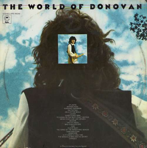 Bild Donovan - The World Of Donovan (2xLP, Comp) Schallplatten Ankauf