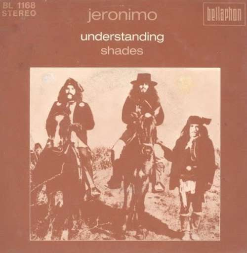 Cover Jeronimo (2) - Understanding / Shades (7, Single) Schallplatten Ankauf