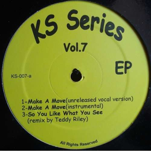 Bild Various - KS Series Vol. 7 (12, EP, Comp) Schallplatten Ankauf