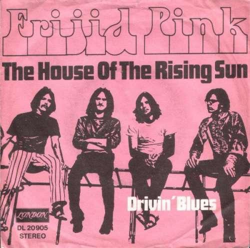 Bild Frijid Pink - The House Of The Rising Sun (7, Single) Schallplatten Ankauf
