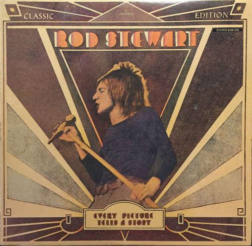 Cover zu Rod Stewart - Every Picture Tells A Story (LP, Album, RE) Schallplatten Ankauf